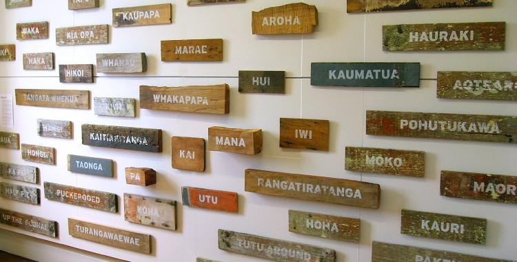 Words of Ours/Nga Kupu E Rangona Ai